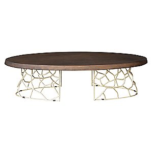 Ario Coffee Table by DesignIt by Moe's