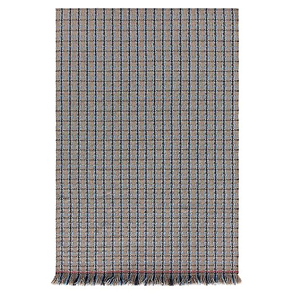 Layers Outdoor Checks Rug By Gan Rugs