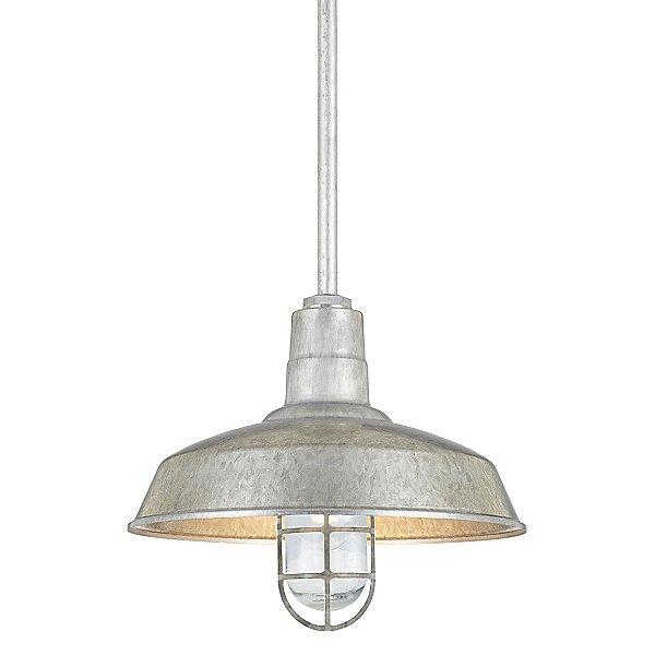 Ceiling Stem Pendant Light With Cast
