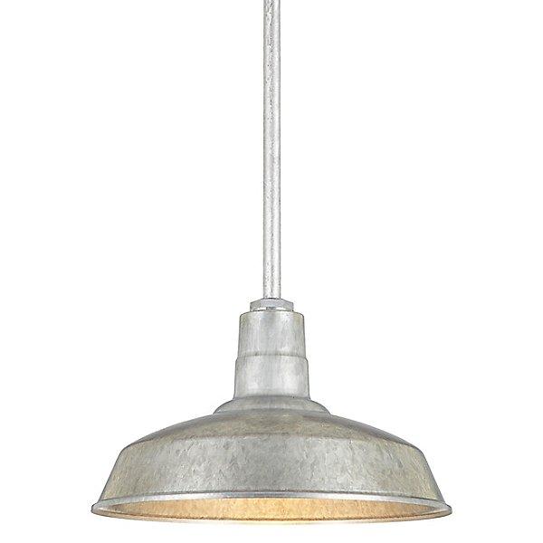 Ceiling Stem Pendant Light By Hi Lite