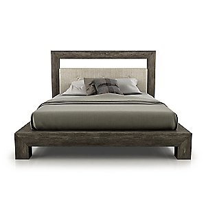 CLOE Upholstered Bed, Queen by Huppe