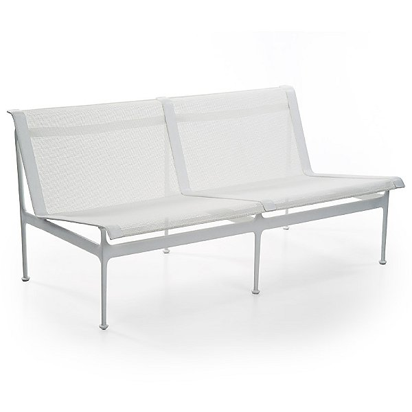 Swell Collection Twin Seat Sofa By