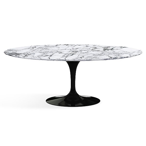 Saarinen Oval Dining Table By Knoll Kno867061