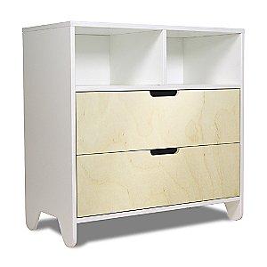 Hiya Dresser, Birch by Spot On Square