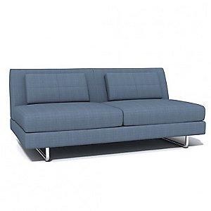 Hamlin Armless Sofa by TrueModern