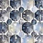 Azurite Swarovksi Crystal