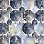 Azurite Swarovski Crystal
