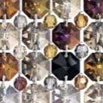 Boa Swarovski Crystal