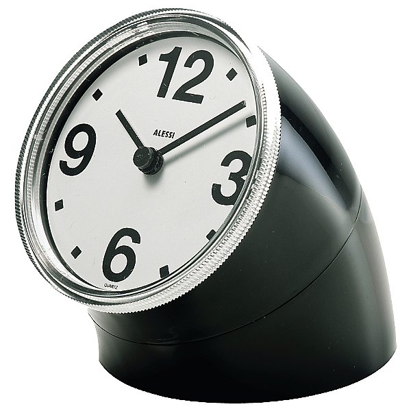 01 Cronotime Clock by Alessi R273107
