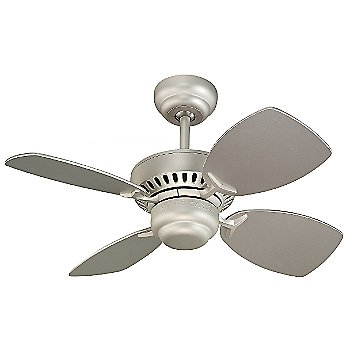 Shown in Brushed Pewter with Silver