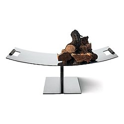 Peter Maly Fireside Log Holder CO-PMLS