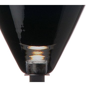 Shown in Dark Grey glass