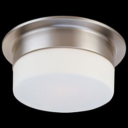 Flange Ceiling Light