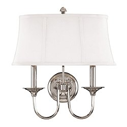 Rockville Two Light Wall Sconce