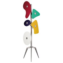 Orbital Floor Lamp