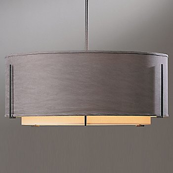 Shown in Light Grey Shade color with Bronze finish, Standard Length