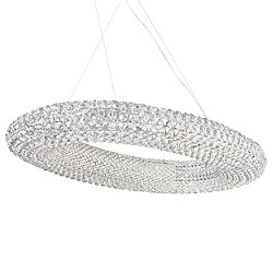 Cassini Chandelier - Oval