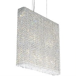 Refrax Strip Pendant Light