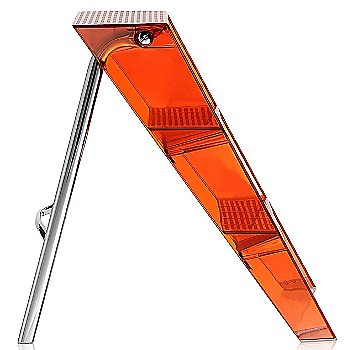 Orange Red / Side view