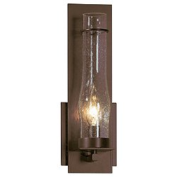 New Town Medium Seeded Glass Wall Sconce