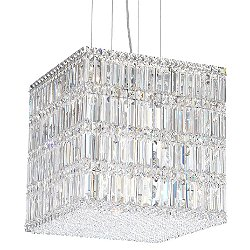 Quantum Blocks Square Pendant Light