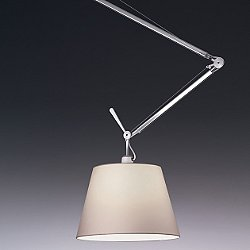 Tolomeo 17 Inch Off Center Suspension Light