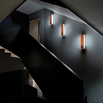 I-Club Wall Sconce, in use