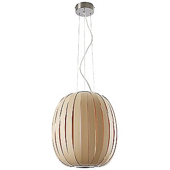 Shown in Natural Beech Shade, Small