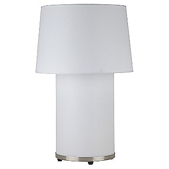 Shown with White Linen shade