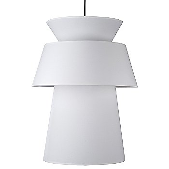 Shown in White Linen shade