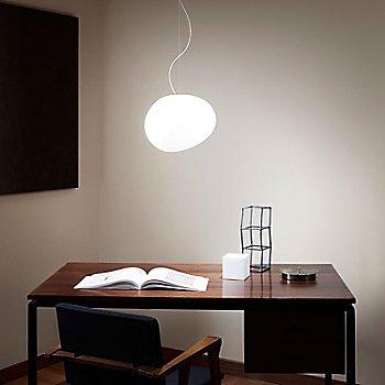 Medium size / in use / illuminated