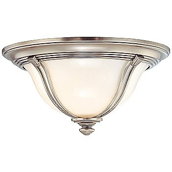 Shown in Antique Nickel finish, Small size