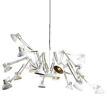 White color alternate adjustment, illuminated