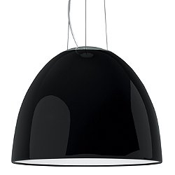 Nur Mini Gloss Pendant Light