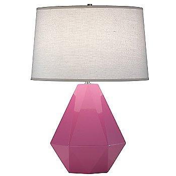 Shown in Schiaparelli Pink color