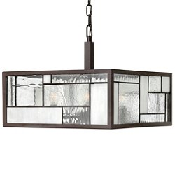 Mondrian Ceiling Light