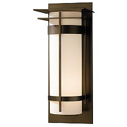 Banded Outdoor Wall Sconce - 305995