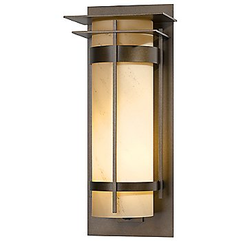Shown in Bronze finish with Stone shade