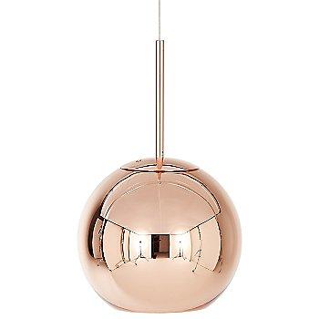 Copper finish / 9.84 Inches size