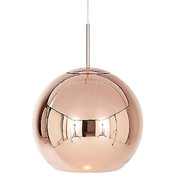 Copper finish / 17.72 Inches size