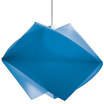 Shown in Blue