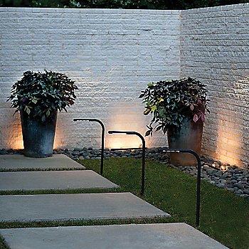 Nexus LED Swivel Landscape Light, in use