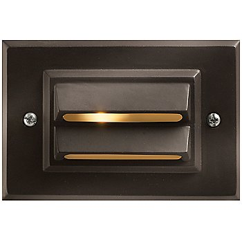 Frosted, Bronze finish
