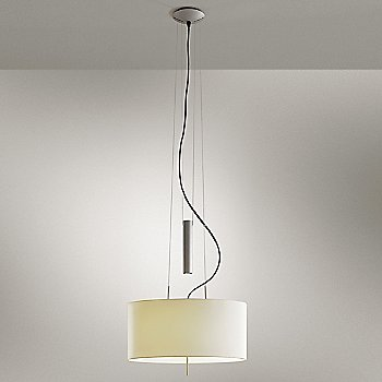 Shown in Metallic Gold with Off White