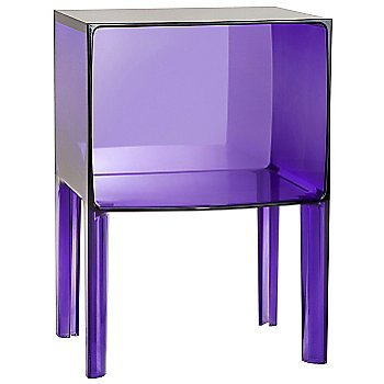 Shown in Transparent Violet