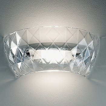Chorme finish, Clear Crystal shade