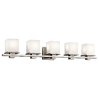 Shown in Antique Pewter finish, 5 Light