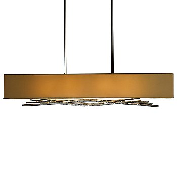 Shown in Natural Anna shade, Burnished Steel finish