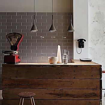 Grey / illuminated