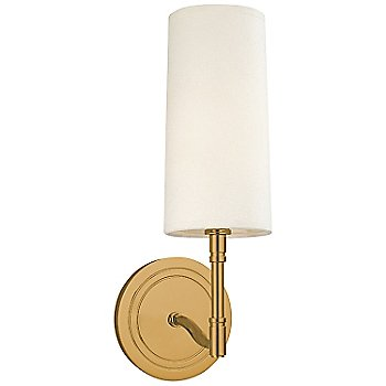 Shown in Aged Brass finish